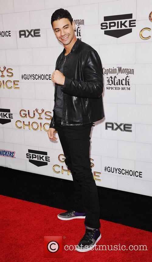 Kristopher Van Damme Spike TV's 2012 Guys Choice...