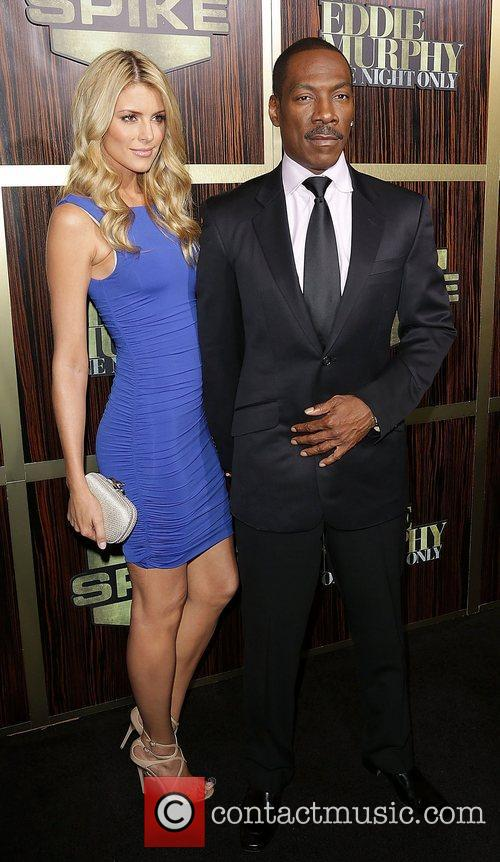 Eddie Murphy and Paige Butcher 5