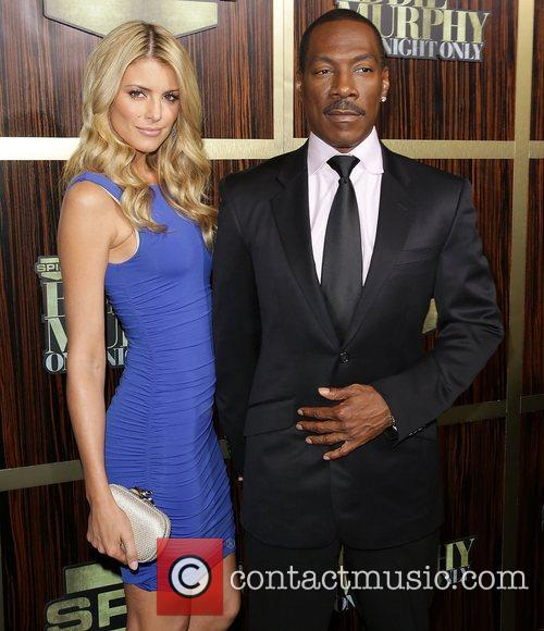Spike TV's 'Eddie Murphy: One Night Only' at...