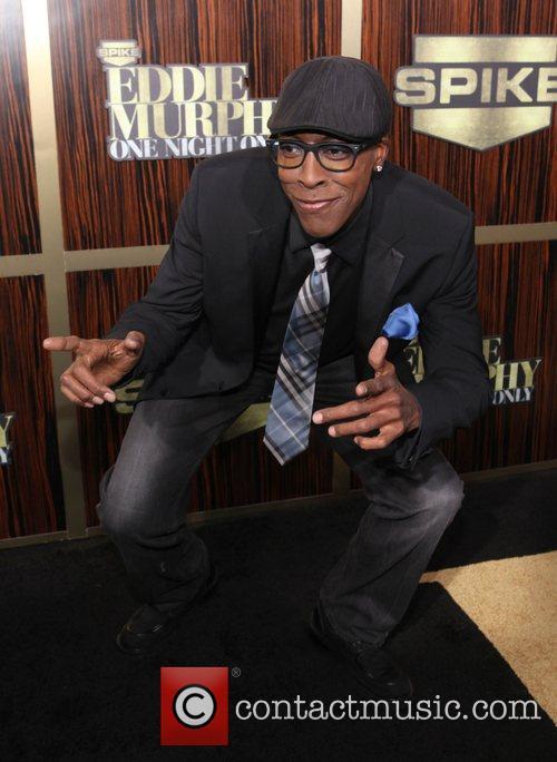 Arsenio Hall  Spike TV's 'Eddie Murphy: One...
