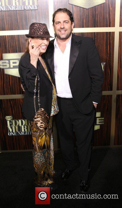 Fanita Presman and Brett Ratner  Spike TV's...