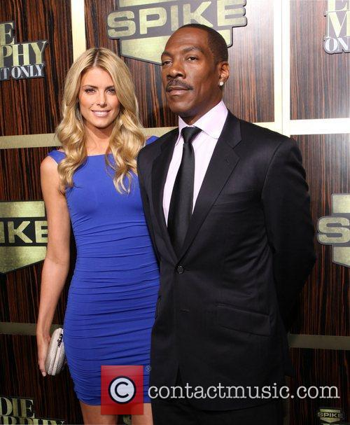 Paige Butcher and Eddie Murphy 3