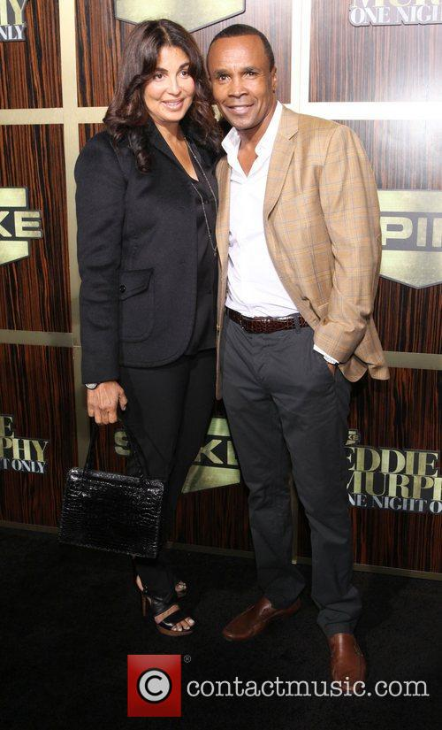 Sugar Ray Robinson  Spike TV's 'Eddie Murphy:...