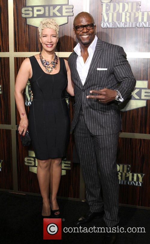 Terry Crews and guest Spike TV's 'Eddie Murphy:...