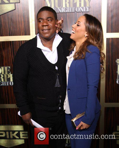 Tracy Morgan and guest Spike TV's 'Eddie Murphy:...