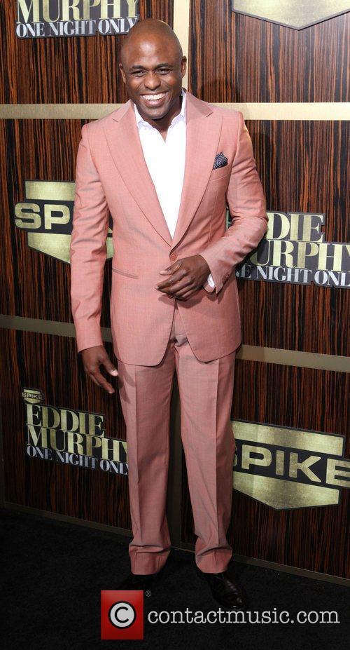 Wayne Brady  Spike TV's 'Eddie Murphy: One...