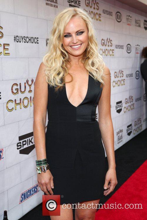 Malin Akerman Spike TV's 2012 Guys Choice Awards...