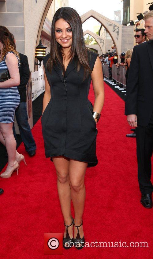 Mila Kunis Spike TV's 2012 Guys Choice Awards...