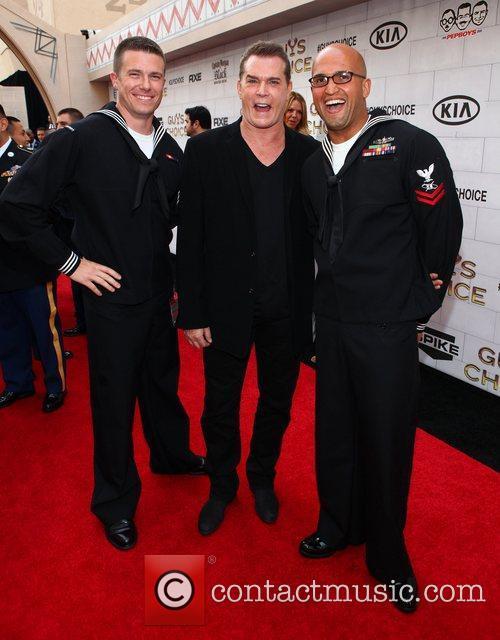 Ray Liotta Spike TV's 2012 Guys Choice Awards...