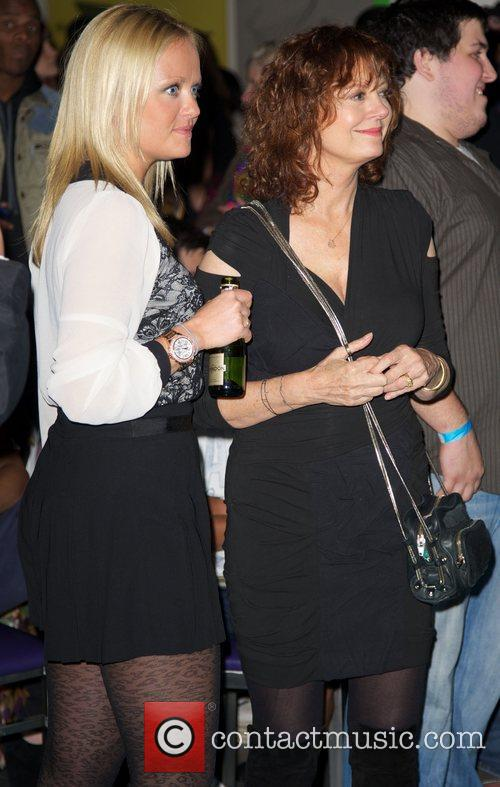 Susan Sarandon and Guest 2