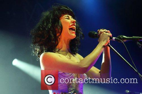 Kimbra and Off Festival 9