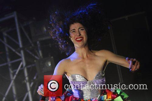 Kimbra and Off Festival 1