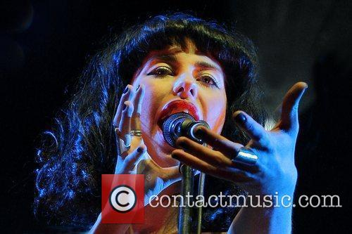 Kimbra and Off Festival 13