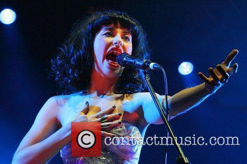 Kimbra and Off Festival 16