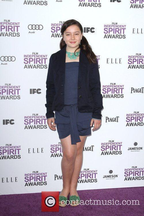 Amara Miller and Independent Spirit Awards 2