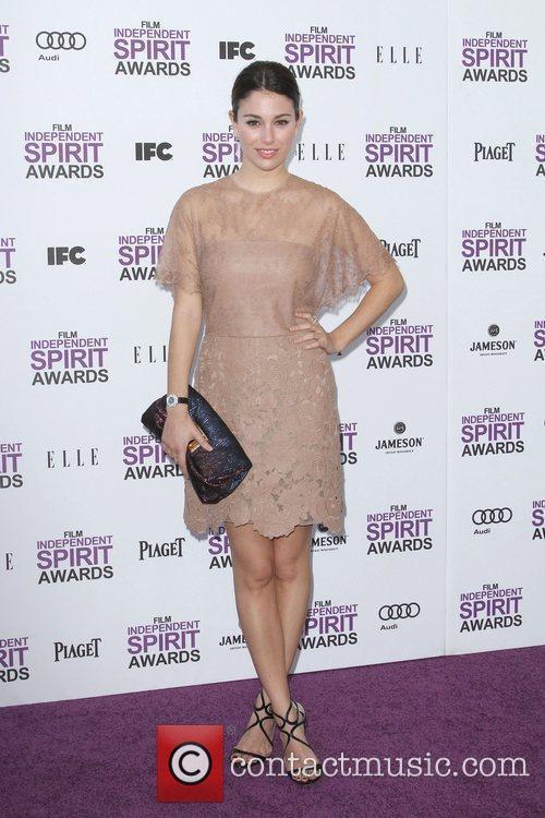 Blanca Suarez and Independent Spirit Awards 2