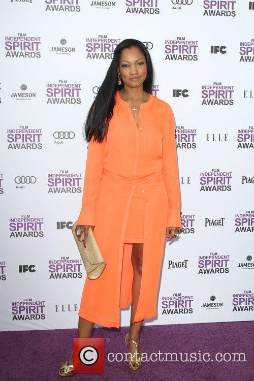 Garcelle Beauvais-nilon and Independent Spirit Awards 2