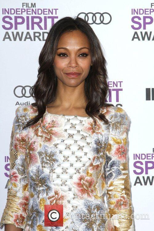 Zoe Saldana and Independent Spirit Awards 9