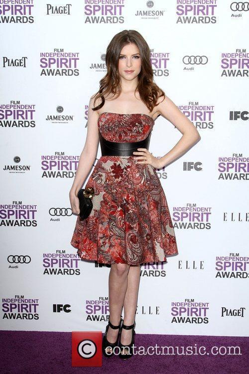 Anna Kendrick and Independent Spirit Awards 2