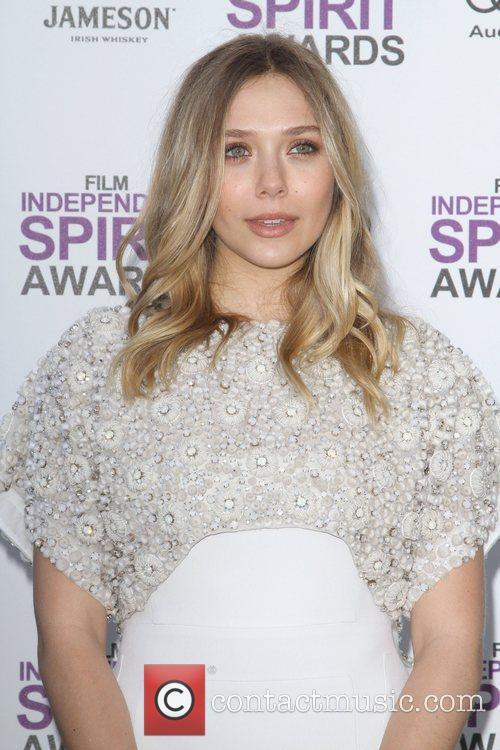 Elizabeth Olsen and Independent Spirit Awards 2