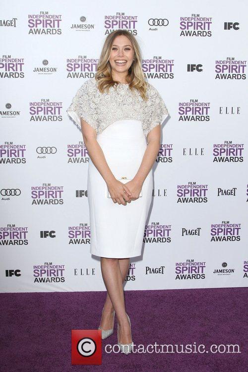 Elizabeth Olsen and Independent Spirit Awards 4