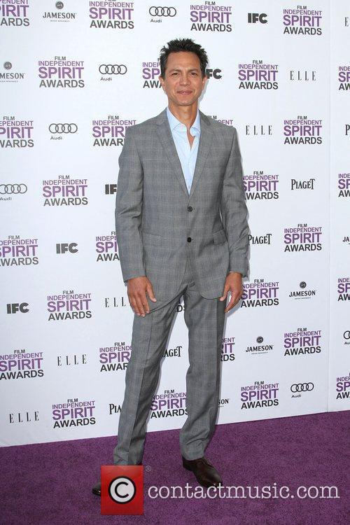Benjamin Bratt, Jason Isaacs and Independent Spirit Awards 2