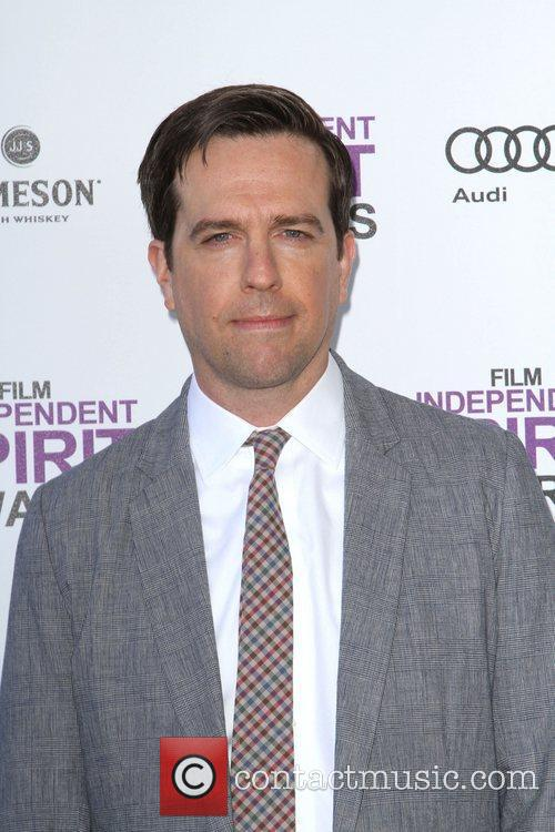 Ed Helms and Independent Spirit Awards 2
