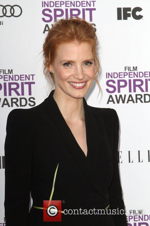 Jessica Chastain and Independent Spirit Awards 3