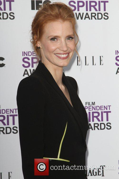 Jessica Chastain and Independent Spirit Awards 4