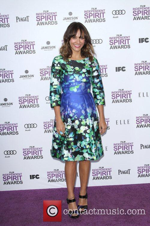 Rashida Jones and Independent Spirit Awards 4