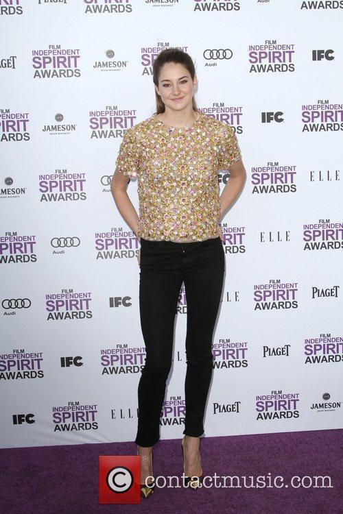 Shailene Woodley and Independent Spirit Awards 7