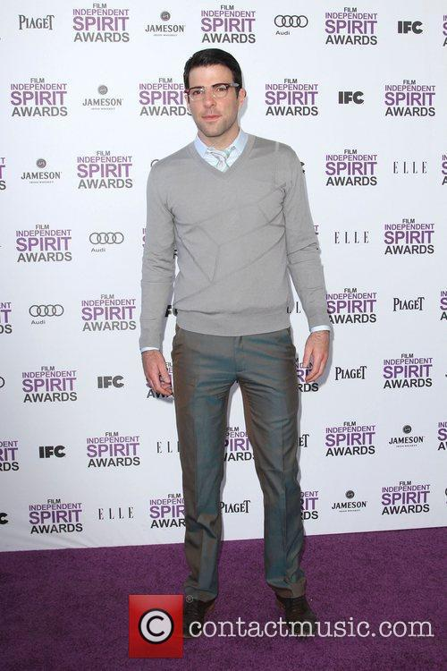 Zachary Quinto and Independent Spirit Awards 3