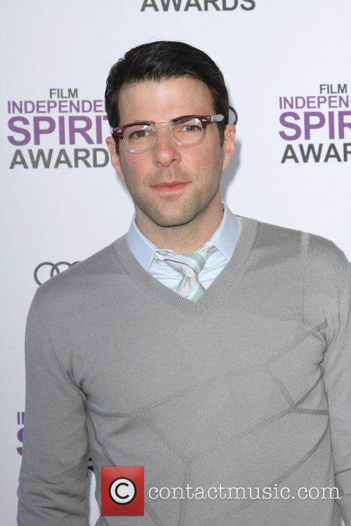 Zachary Quinto and Independent Spirit Awards 4