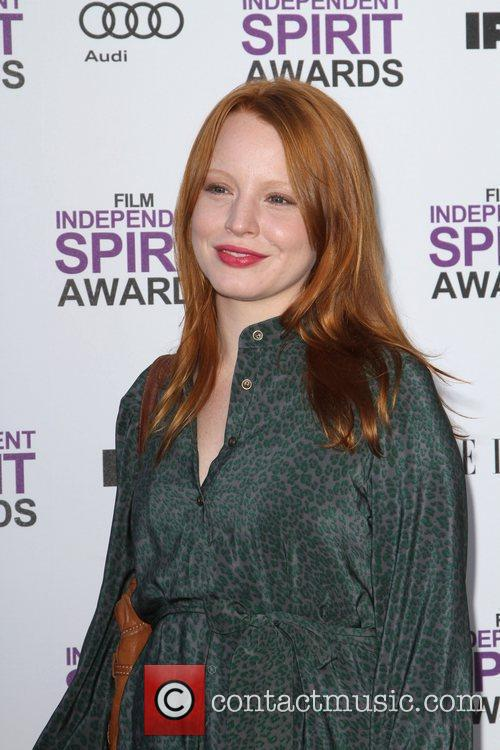 Lauren Ambrose and Independent Spirit Awards 3