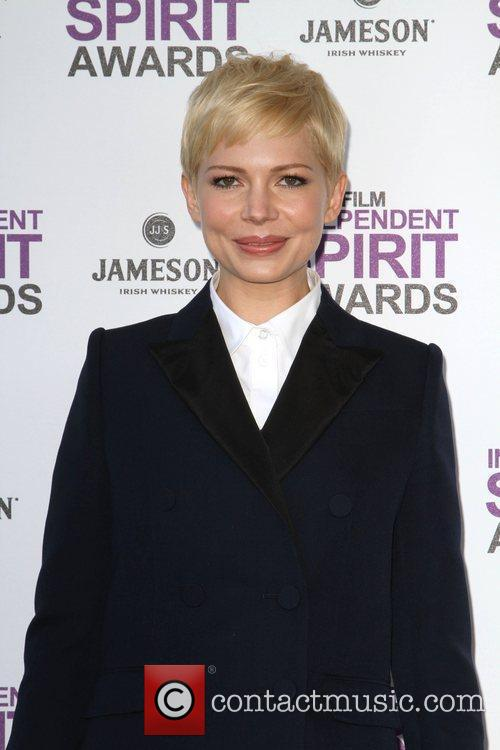 Michelle Williams and Independent Spirit Awards 2