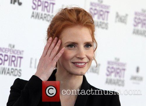 Jessica Chastain and Independent Spirit Awards 6