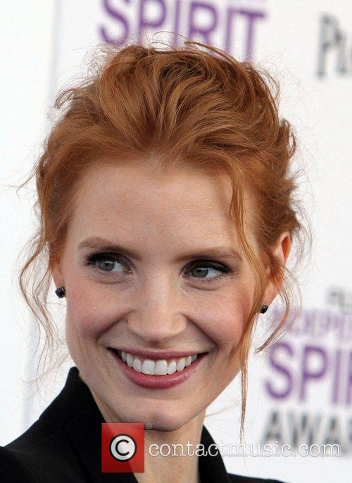 Jessica Chastain and Independent Spirit Awards 1