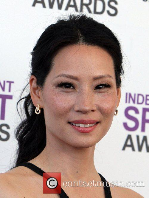 Lucy Liu and Independent Spirit Awards 6