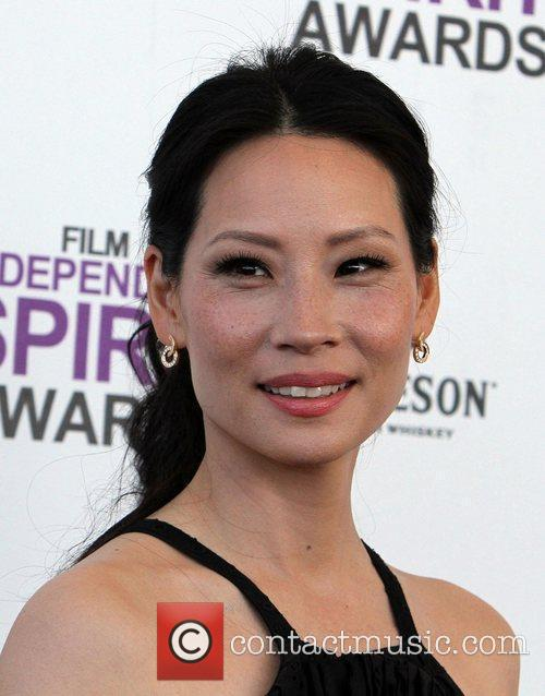 Lucy Liu and Independent Spirit Awards 7