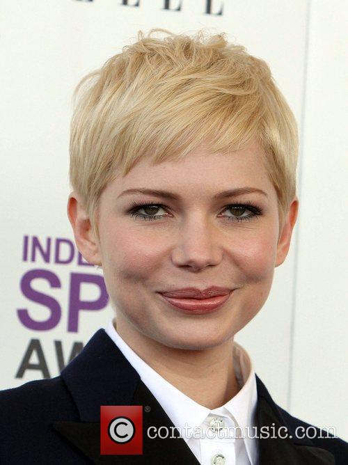 Michelle Williams and Independent Spirit Awards 6