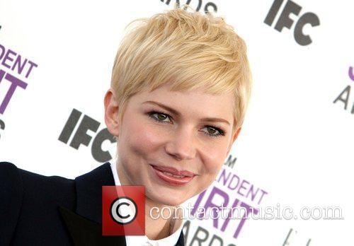 Michelle Williams and Independent Spirit Awards 7