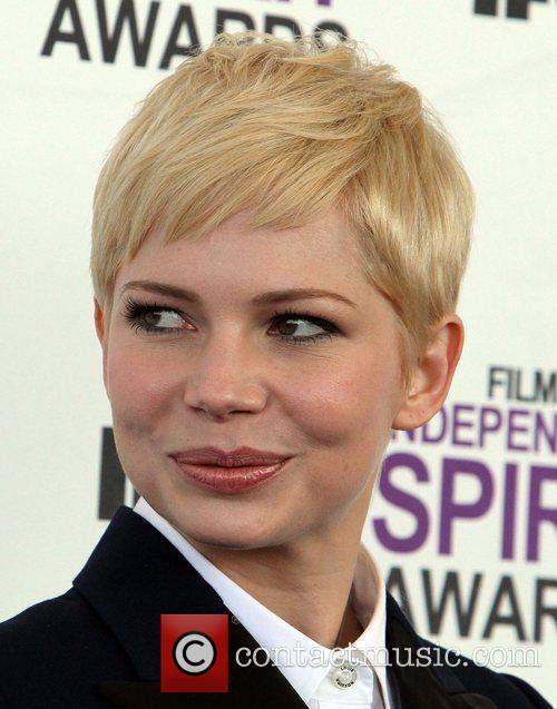 Michelle Williams and Independent Spirit Awards 8