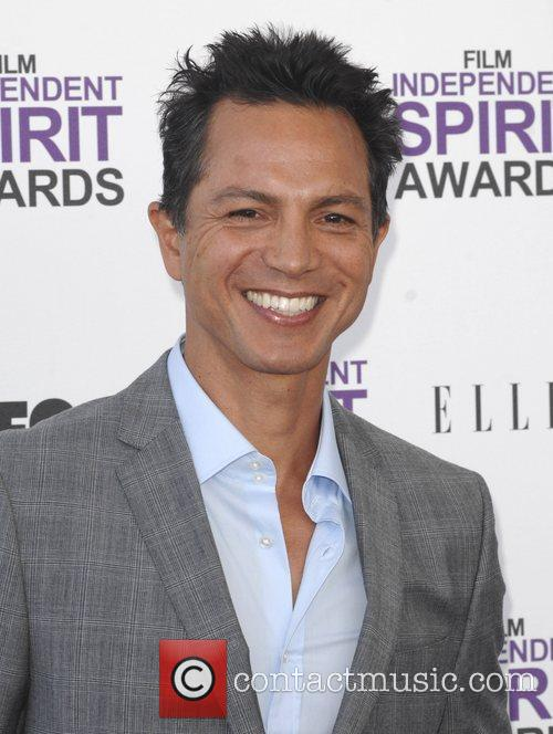 Benjamin Bratt, Olga Kurylenko and Independent Spirit Awards 3