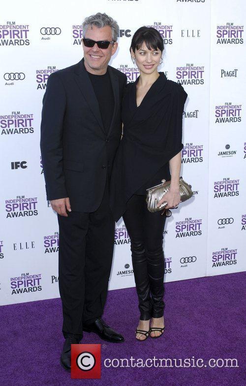Danny Huston, Olga Kurylenko and Independent Spirit Awards 1