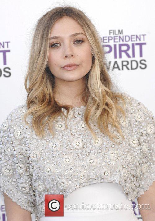 Elizabeth Olsen and Independent Spirit Awards 7
