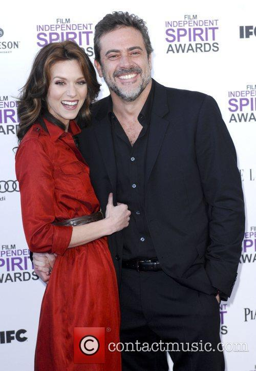 Hilarie Burton, Jeffrey Dean Morgan and Independent Spirit Awards 2
