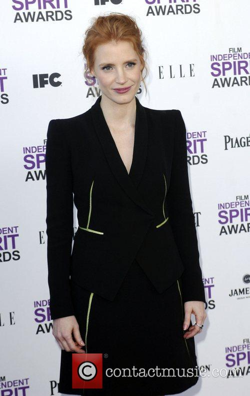 Jessica Chastain and Independent Spirit Awards 8