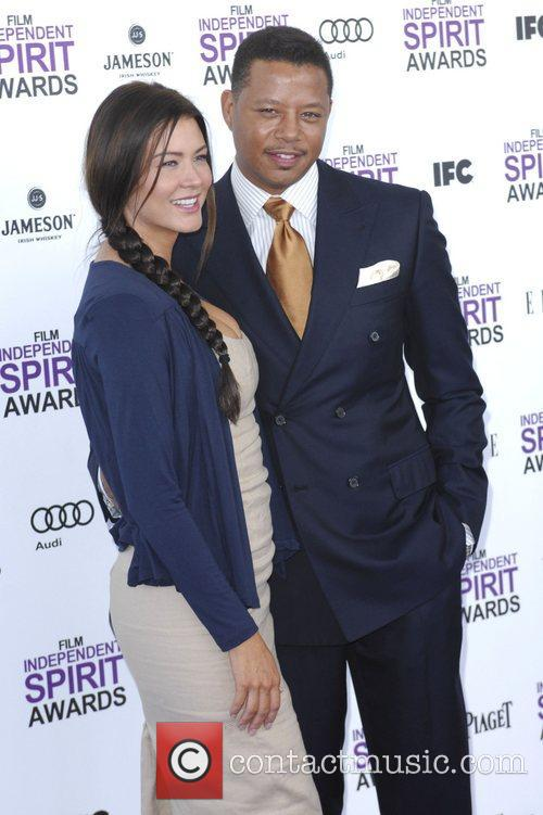 Terrence Howard and Independent Spirit Awards 1