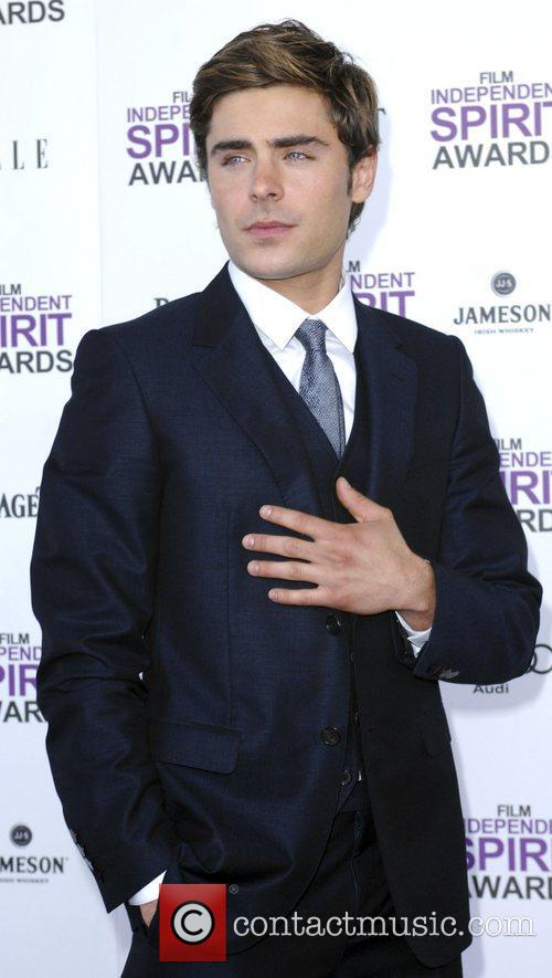 zac efron 27th annual independent spirit awards 3751046