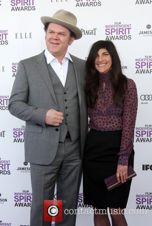 John C Reilly, Alison Dickey and Independent Spirit Awards 3